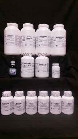 90 Day Gerson Advanced Protocol Kit #1 BEST VALUE!!!! Free shipping in USA!!  BIG SAVINGS OVER RETAIL PRICES!