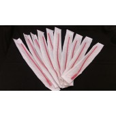 Red Rubber Catheter 10 Pack- all 10 same size